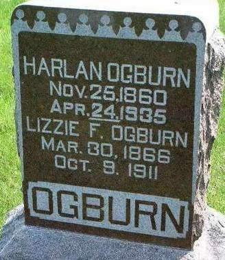 OGBURN, HARLAN - Madison County, Iowa | HARLAN OGBURN