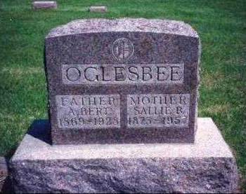 OGLESBEE, ALBERT (BERT) - Madison County, Iowa | ALBERT (BERT) OGLESBEE