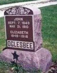 OGLESBEE, JOHN - Madison County, Iowa | JOHN OGLESBEE