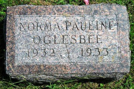 OGLESBEE, NORMA PAULINE - Madison County, Iowa | NORMA PAULINE OGLESBEE