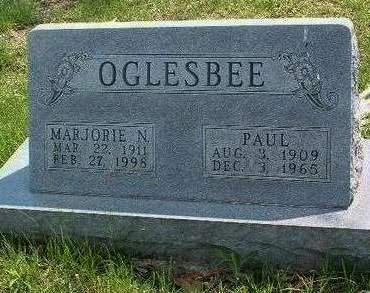 OGLESBEE, PAUL - Madison County, Iowa | PAUL OGLESBEE