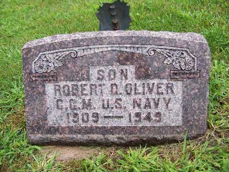 OLIVER, ROBERT D. - Madison County, Iowa | ROBERT D. OLIVER