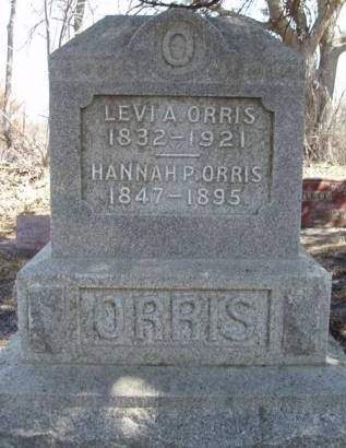ORRIS, LEVI ALEXANDER - Madison County, Iowa | LEVI ALEXANDER ORRIS