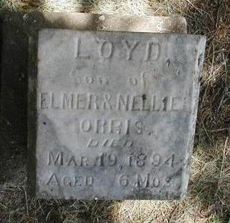 ORRIS, LOYD - Madison County, Iowa | LOYD ORRIS
