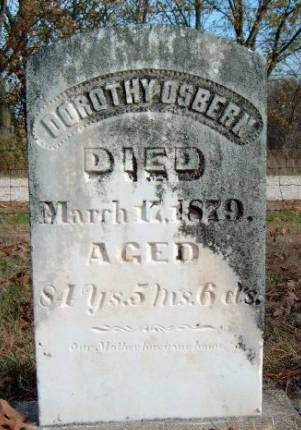 OSBERN, DOROTHY - Madison County, Iowa | DOROTHY OSBERN