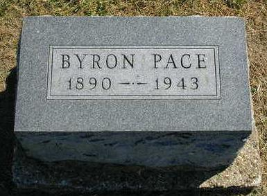PACE, BYRON - Madison County, Iowa | BYRON PACE
