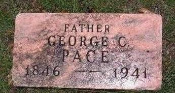PACE, GEORGE C. - Madison County, Iowa | GEORGE C. PACE