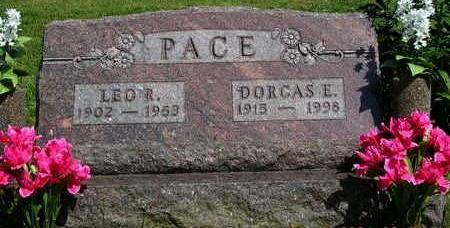 PACE, DORCAS E. - Madison County, Iowa | DORCAS E. PACE