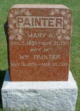 PAINTER, WILLIAM T. - Madison County, Iowa | WILLIAM T. PAINTER