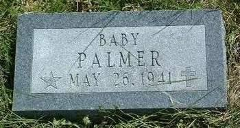 PALMER, BABY - Madison County, Iowa | BABY PALMER