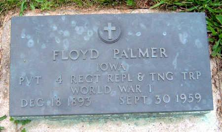 PALMER, FLOYD - Madison County, Iowa | FLOYD PALMER