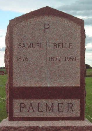 PALMER, MILLIE BELLE - Madison County, Iowa | MILLIE BELLE PALMER