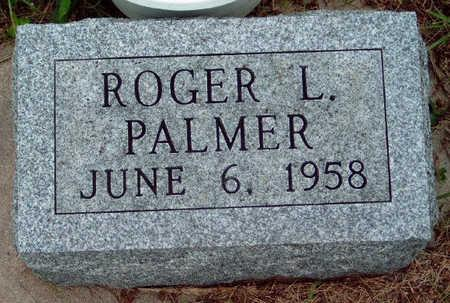 PALMER, ROGER L. - Madison County, Iowa | ROGER L. PALMER