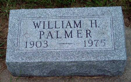 PALMER, WILLIAM HENRY - Madison County, Iowa | WILLIAM HENRY PALMER