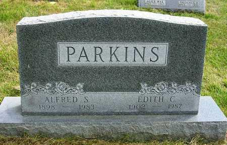 PARKINS, ALFRED S. - Madison County, Iowa | ALFRED S. PARKINS