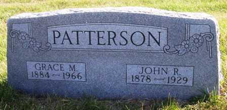 PATTERSON, JOHN R. - Madison County, Iowa | JOHN R. PATTERSON