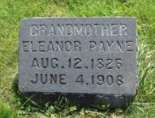 PAYNE, ELEANOR - Madison County, Iowa | ELEANOR PAYNE