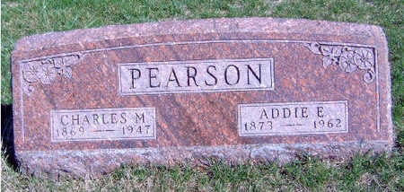 HILL PEARSON, ADDIE E. - Madison County, Iowa | ADDIE E. HILL PEARSON