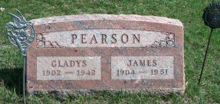 PEARSON, GLADYS - Madison County, Iowa | GLADYS PEARSON