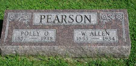 PEARSON, WILLIAM ALLEN - Madison County, Iowa | WILLIAM ALLEN PEARSON