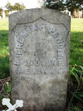 PENDER, JEREMIAH H. - Madison County, Iowa | JEREMIAH H. PENDER