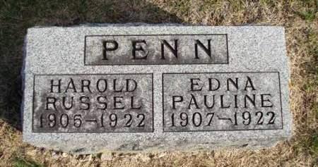 PENN, EDNA PAULINE - Madison County, Iowa | EDNA PAULINE PENN