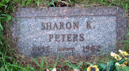 PETERS, SHARON KAY - Madison County, Iowa | SHARON KAY PETERS