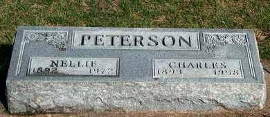 FRY PETERSON, NELLIE MAE - Madison County, Iowa | NELLIE MAE FRY PETERSON