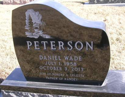 PETERSON, DANIEL  WADE - Madison County, Iowa | DANIEL  WADE PETERSON