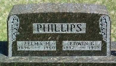 PHILLIPS, EDWIN GEORGE - Madison County, Iowa | EDWIN GEORGE PHILLIPS
