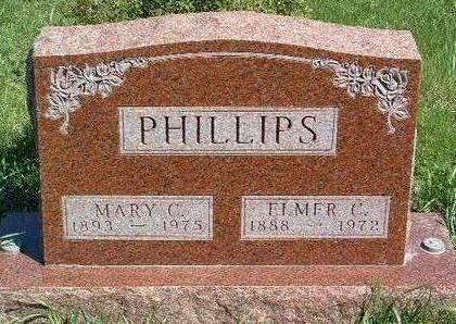 PHILLIPS, MARY CATHERINE  - Madison County, Iowa | MARY CATHERINE  PHILLIPS