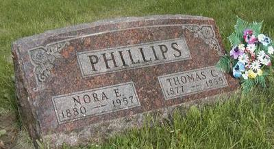 SMITH PHILLIPS, NORA ETHEL - Madison County, Iowa | NORA ETHEL SMITH PHILLIPS