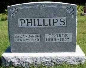 PHILLIPS, GEORGE - Madison County, Iowa | GEORGE PHILLIPS