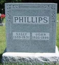 PHILLIPS, JOHN - Madison County, Iowa | JOHN PHILLIPS