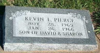 PIERCE, KEVIN L. - Madison County, Iowa | KEVIN L. PIERCE