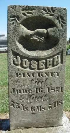 PINCKNEY, JOSEPH - Madison County, Iowa | JOSEPH PINCKNEY
