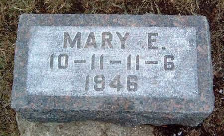 EIVINS, MARY ELLEN - Madison County, Iowa | MARY ELLEN EIVINS