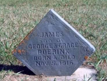 POERINK, JAMES - Madison County, Iowa | JAMES POERINK