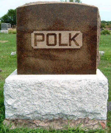 POLK, FAMILY STONE - Madison County, Iowa | FAMILY STONE POLK