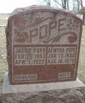 POPE, JACOB - Madison County, Iowa | JACOB POPE