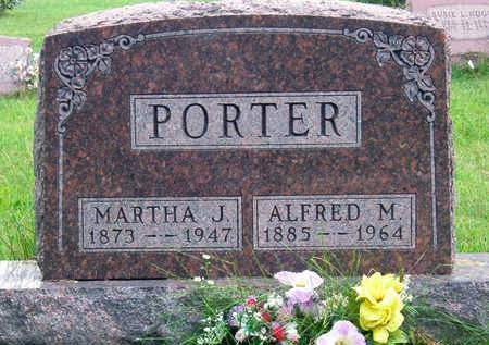 PORTER, MARTHA JANE - Madison County, Iowa | MARTHA JANE PORTER