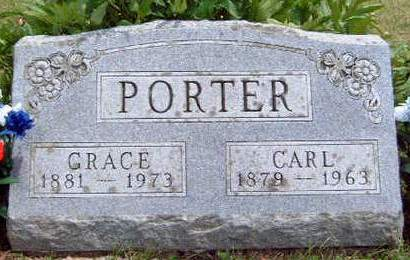 PORTER, CARL - Madison County, Iowa | CARL PORTER