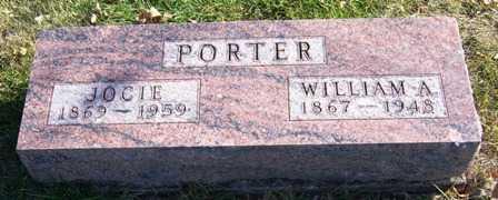 DOWLER PORTER, JOSA (JOCIE) - Madison County, Iowa | JOSA (JOCIE) DOWLER PORTER