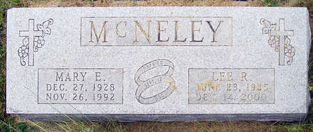 POST MCNELEY, MARY ELIZABETH - Madison County, Iowa | MARY ELIZABETH POST MCNELEY