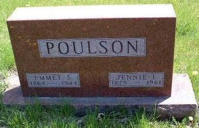 POULSON, JENNIE L. - Madison County, Iowa | JENNIE L. POULSON