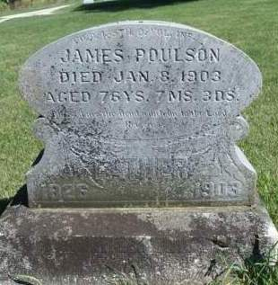 POULSON, JAMES - Madison County, Iowa | JAMES POULSON