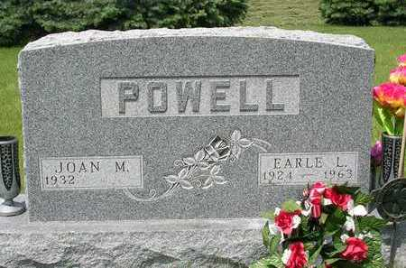 POWELL, EARLE L. - Madison County, Iowa | EARLE L. POWELL