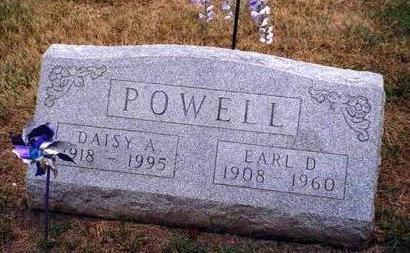 POWELL, EARL DWAYNE - Madison County, Iowa | EARL DWAYNE POWELL