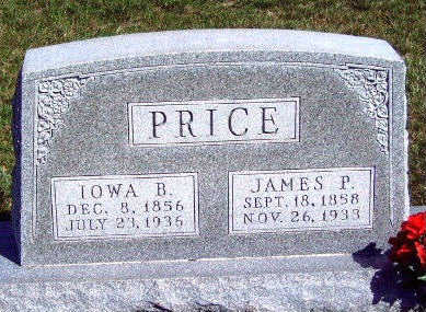 LIBBY PRICE, IOWA BELLE - Madison County, Iowa | IOWA BELLE LIBBY PRICE