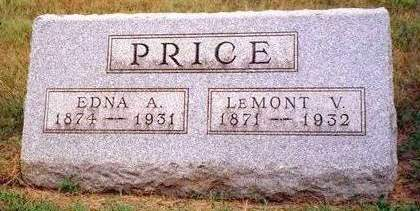 PRICE, LEMONT VERNON - Madison County, Iowa | LEMONT VERNON PRICE